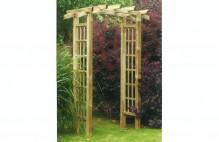 Elite Omega Top Arch Garden Arches