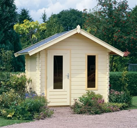 Cornwall Log Cabin Cabin Home Offices