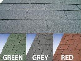 Felt Tiles Roofing