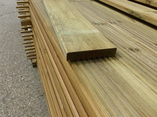 Deck Boards Timber Decking