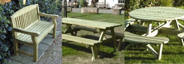 garden furniture in herts and essex