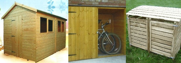 sheds storage in herts and essex
