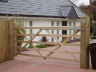 12' Field Gate Package