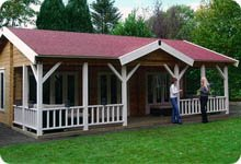 Cabins & Home Offices Hertfordshire